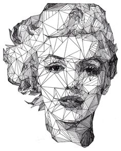 Marilyn Monroe by Josh Bryan