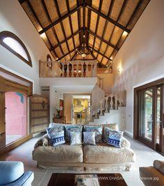 House at Marbella Club Golf Resort. By Wayne Chasan. #marbella #benahavis