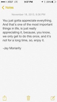 Jay Moriarity