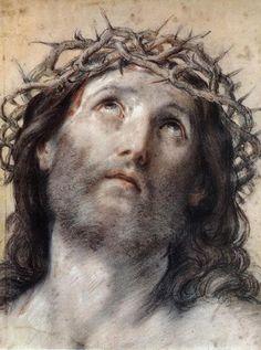 Guido Reni, Ecce Homo. 1639. Óleo sobre lienzo. Pinacoteca Nacional de Bologna. Bologna. Italia.