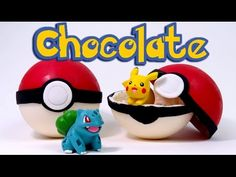 Learn How-To Make These Chocolate Poke-Snacks For your Next Pokemon GO…