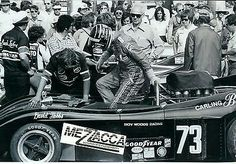 David Hobbs - McLaren Chevrolet - Roy Woods Racing, Inc. - and The Can-Am - Can-Am Watkins Glen - 1973 Canadian-American Challenge Cup, round 3 Sports Car Racing, Race Cars, David Hobbs, Roy Wood, Challenge Cup, Watkins Glen, Cars Usa, Trans Am, Line Art