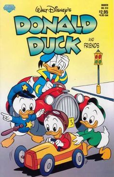 Donald Duck #313 - The Lost Suburb (Issue)