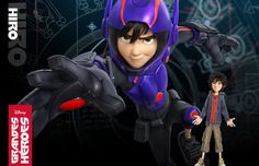 Grandes Héroes - Hiro