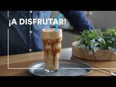 Este verano disfruta de tu Nescafé Frappé en casa, ¡muy sencillo de preparar!