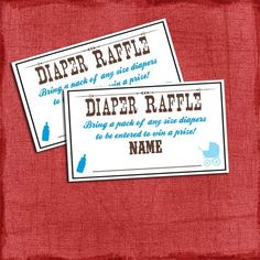 Items similar to Printable Western Baby Q Shower Diaper Raffle Tickets, Matches Baby Q Shower Invite -DIY on Etsy Baby Q Shower, Shower Set, Baby Shower Games, Shower Ideas, Western Babies, Diaper Parties, Diy Invitations, Invite, Pack Of Diapers