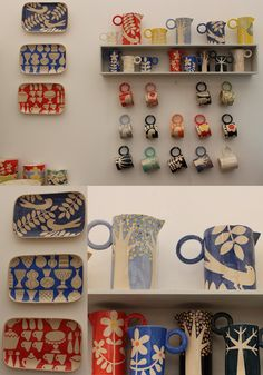 Ken eardley ..The Contemporary Craft Festival 2014   Bovey Tracey inspiration