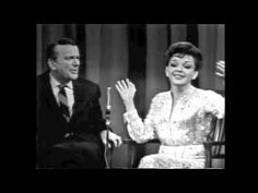 JACK PAAR Remembers Judy Garland ultra rare private recording. - YouTube