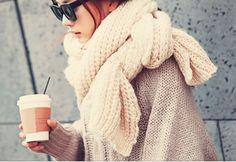 Scarves! Glorious wonderful scarves!