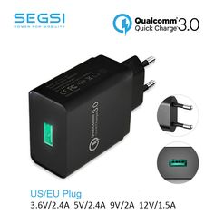 Qualcomm Certified fast charger 3.0 USB Wall fast Charger EU US Plug Auto Travel Charging For Apple iPhone 6s HTC & Smartphone Digital Guru Shop  Check it out here---> http://digitalgurushop.com/products/qualcomm-certified-fast-charger-3-0-usb-wall-fast-charger-eu-us-plug-auto-travel-charging-for-apple-iphone-6s-htc-smartphone/