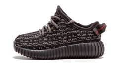 f3ec1a2fc ADIDAS YEEZY BOOST 350 INFANT PIRBLK BLUGRA CBLACK BB5355 Cheap Adidas Shoes