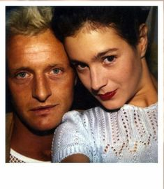 Polaroids from Blade Runner (1982) by Mary Sean Young