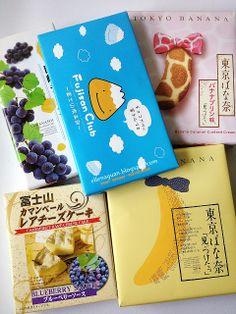 Cuisine Paradise | Singapore Food Blog | Recipes, Reviews And Travel: Tokyo Banana