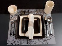 Table Setting of the Week: Featuring Heath Ceramics Plaza Dinnerware