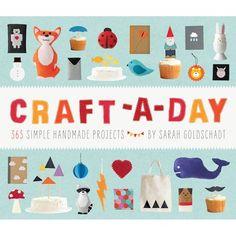 DIY Book - Craft-a-Day