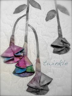 TWINKLE PATCHWORK: tutorial http://twinklepatchwork.blogspot.com.es/search/label/tutorial