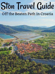 The Ultimate Guide to Ston, Croatia: Off the Beaten Path in Croatia