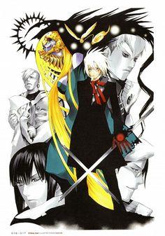 Чтение манги Д.Грэй-мен Артбук 1 - 1 Art Book - самые свежие переводы. Read manga online! - ReadManga.me