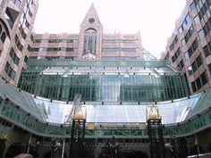 GMW | Oficinas Minster Court | Londres, Reino Unido | 1991