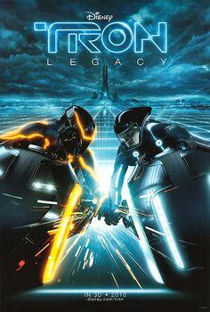 Tron Legacy.