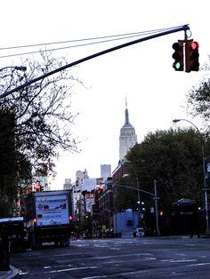 New York Morning walk 2014