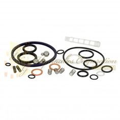 """""""Part #300848 Seal Kit for Hydraulic PA6 Series Air Pump, Single-Acting (Applies to Pump Part Number: PA6M-2 & PA6-2)""""."""
