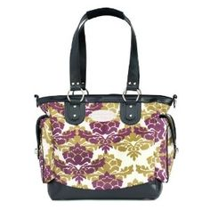 Cute. JJ Cole Norah Diaper Bag