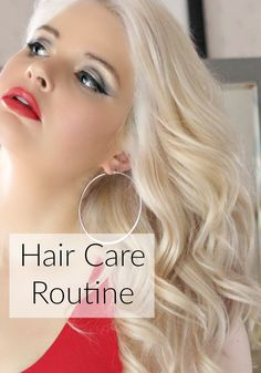 I'm sharing my hair care routine and tips for how to keep bleach blonde hair healthy…. My Hair Care Routine Blonde Hair Care, Bleach Blonde Hair, Platinum Blonde Hair, Bombshell Makeup, Makeup Looks Tutorial, Cool Blonde, Hair Care Routine, Healthy Hair, Lifestyle Blog