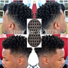 Taper Fade Haircut for Men - Low, High, Afro, Mohawk Fade ...