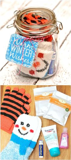 Slippers Gift Idea Gift Giving Crafts Pinterest Regalos de
