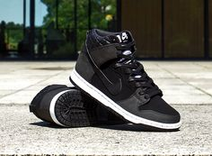 Civilist x Nike SB Dunk High Premium
