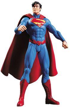 Dc comics justice league superman action figure