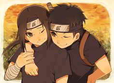 You can always lean on me bro. Sishui and Itachi.
