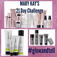 #lovemymarykay #glowandtell #21daychallenge Do YOU want to join me and be one of my 20 exclusive testers for this challenge? Message me on FB, call/txt me: 609-923-2763 or contact me via my website: www.marykay.com/alisadutka for the details!!!
