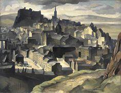 Edinburgh by William Crozier, 1927