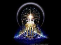Meditação do Templo de Cristal dos Arcturianos - YouTube Catholic Archangels, Seven Archangels, Reiki, Angel Hierarchy, Archangel Zadkiel, Llama Violeta, Imagination Station, Magic Symbols, Angel Pictures