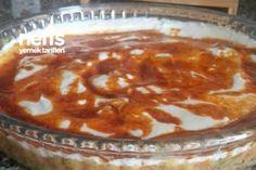 Parmak Yedirten Yoğurtlu Patates Salatası Tarifi