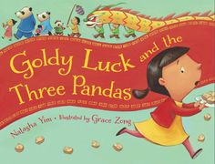 Goldy Luck review on the Smart Books for Smart Kids blog, part of the January 2014 Goldy Luck and the Three Pandas blog tour.
