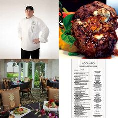 It's Culinarian's Day! Embrace this foodie inspired holiday and celebrate with a meal at Acquario prepared by Lago Mar Executive Chef Phillip Kahn. http://www.lagomar.com/experience/dining.php