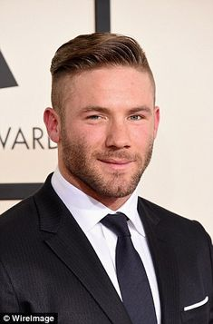 NFL Star Julian Edelman Dating Adriana Lima As The Pair Were Spotted Out Holding