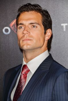Henry Cavill at the Australian premiere of Man of Steel on Monday June 24, 2013.