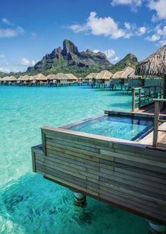 New Zealand, Tahiti, and Samoa Honeymoon