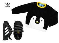 Baby Penguin Adidas Tracksuit :) hoodboyz.co.uk