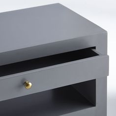 Lacquer Side Table
