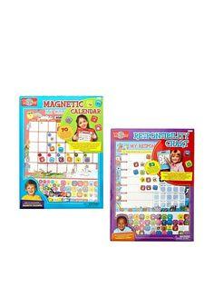 T.S. Shure My Magnetic Calendar & Responsibility Chart Sethttp://www.myhabit.com/dp/B00GMSG0L2/ref=qd_sw_ty_pi_li?refcust=GCOG3JKMAOGKBHUDJLAZF26FM4 Let's make chores fun.