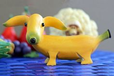 Animal Shaped Fruit | The World's Top 10 Best Dog Shaped Foods