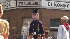 Café Prins Albert waar Luciënne tot haar 90 jaar actief was.