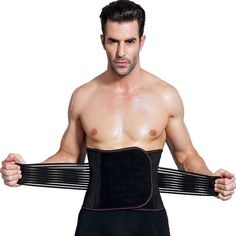 c74f3339ba2 Men  s belly slimming belt Waist Cinchers