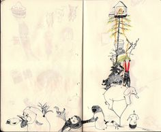 csr: doodles in caracas