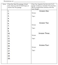 Printables Homiletics Worksheet fields of heather homiletics worksheet be in the word bible study based on one from httpfieldsofhether blogspot